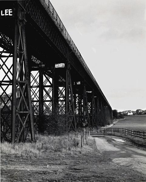 Bennerley Viaduct - Nottingham by Canonomic