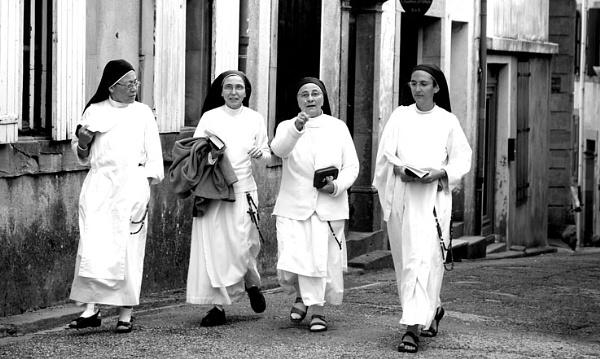 Nuns by timalban