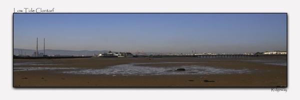 Low Tide Clontarf by Ridgeway