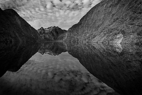 First Arm, Doubtful Sound, New Zealand by jamescoates