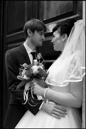 Wedded Bliss by LesleyJ