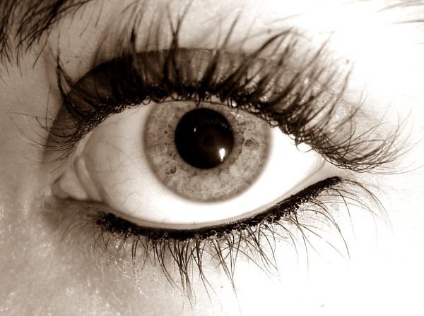 My Eye:) by mushroomgirl