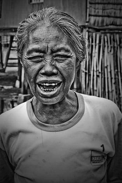 Komodo Woman by danielwaters