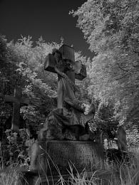 Ogden Cemetery,Newhey.