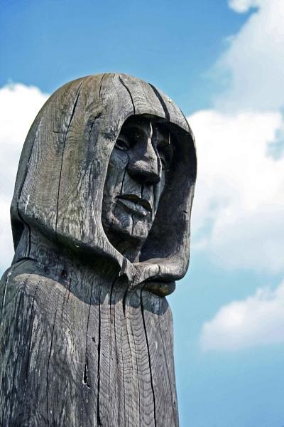 The petrified monk by rambler