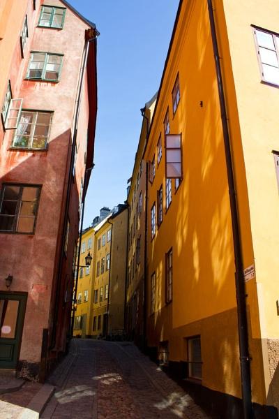 Gamla Stan - Stockholm by harlequinarcher