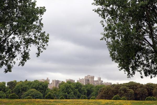 Windsor Castle by bonniescot