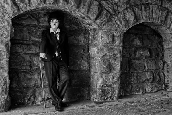 CHARLIE CHAPLIN by Imagephotographics