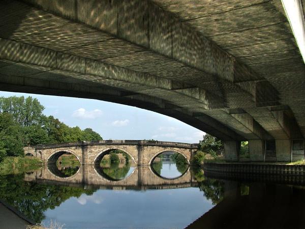 Ferrybridge Leeds by TONKSPHOTO