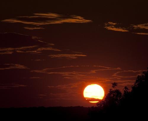 Sun Down by AndyMcCartan