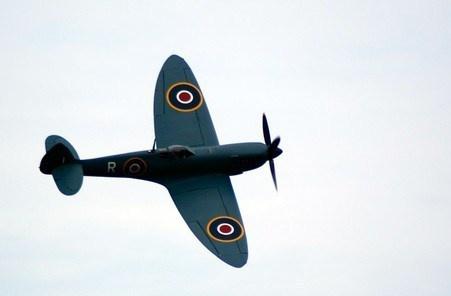 Spitfire Mk 11 by Gordonsimpson
