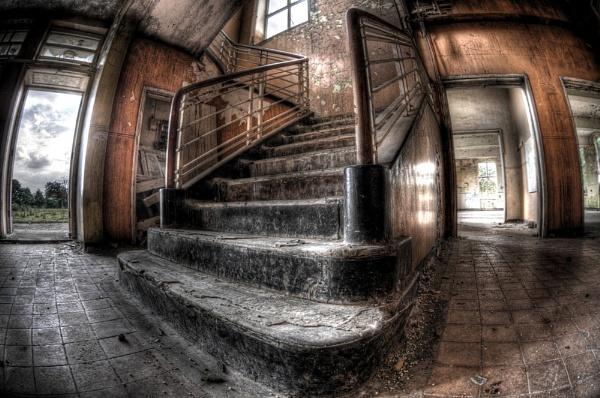 Abandoned RAF Upwood by WILBURFORCE