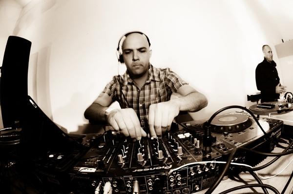 DJ at Work by WILBURFORCE