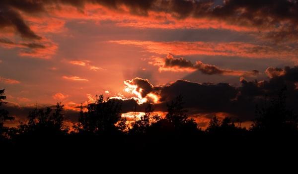 Evening Sky by ciara25