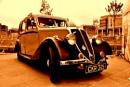 Jowett 8 Car