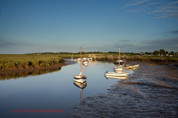 Morston Quay by PaulThetfordPhotography
