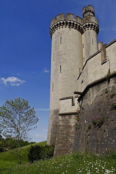 Arundel Castle Tower by noniirene