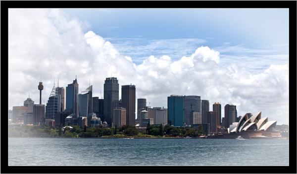 Sydney by old timer