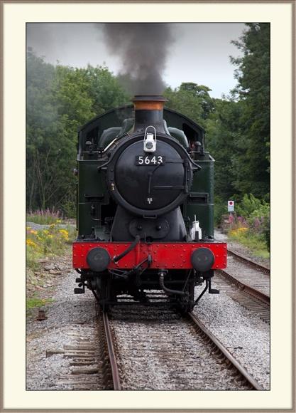 Wensleydale Steam by david hunt