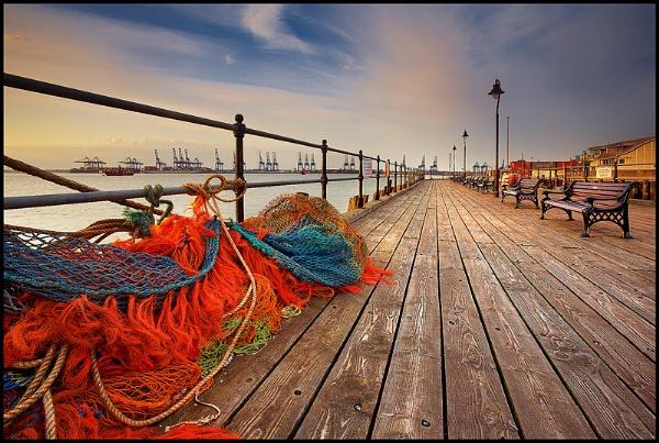 Harwich Ha\'penny Pier by IanFlindt