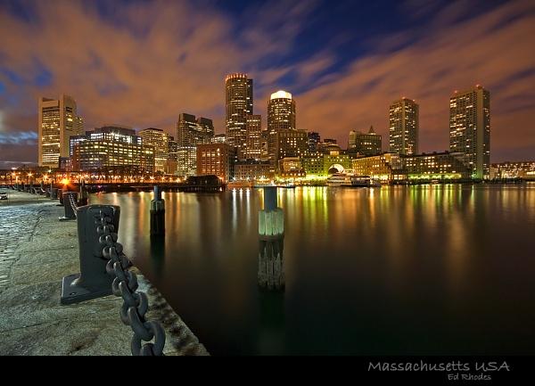 Massachusetts USA by edrhodes
