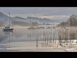 Misty morning on Coniston