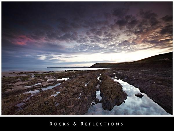 Rocks & Reflections by stevemelvin