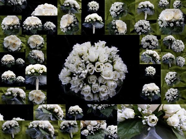 Wedding bouquet by MandyS