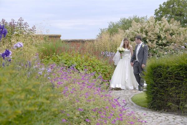 pretty gardens for a wedding by sarahjones