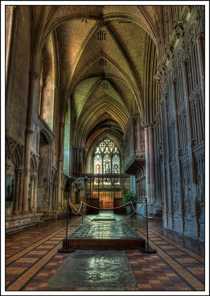 St. Albans Cathedral by Jacobite