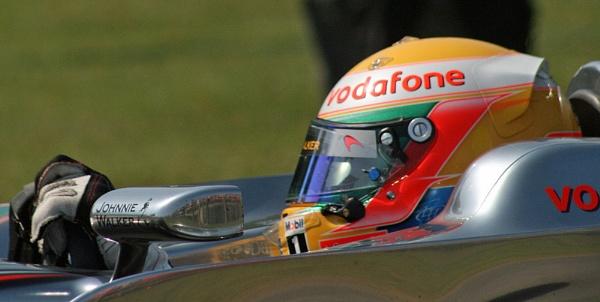 Lewis Hamilton by Flatmat
