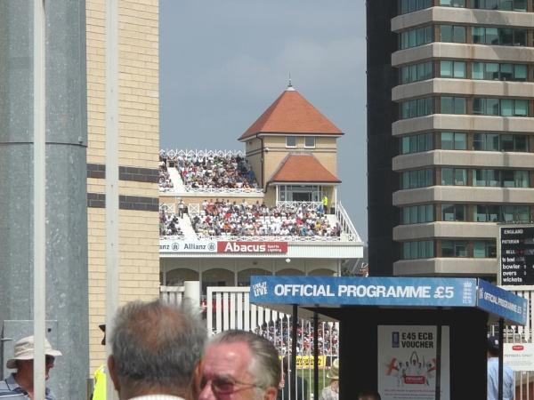 Sunday Cricket by Hurstbourne