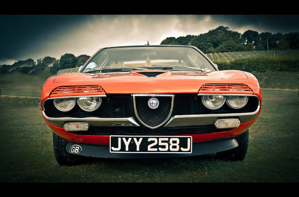 Alfa by andywest