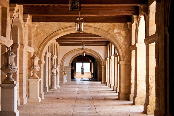Cloisters by born2bongo