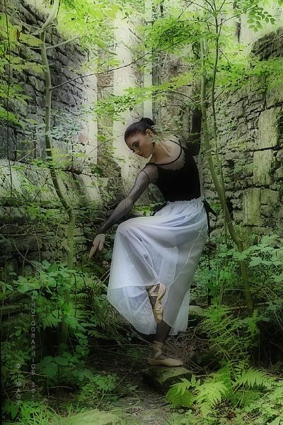 DANCE, BALLERINA DANCE by Imagephotographics