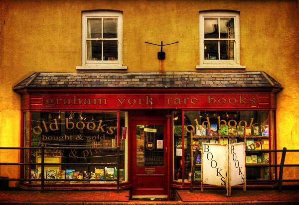 Bookshop by Audran