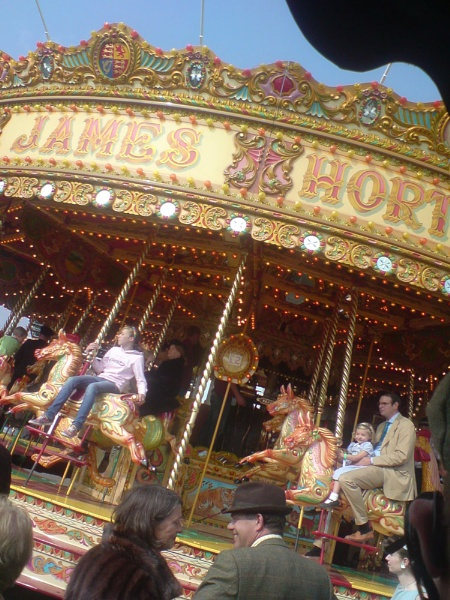 Merry-Go-Round by MGathercole