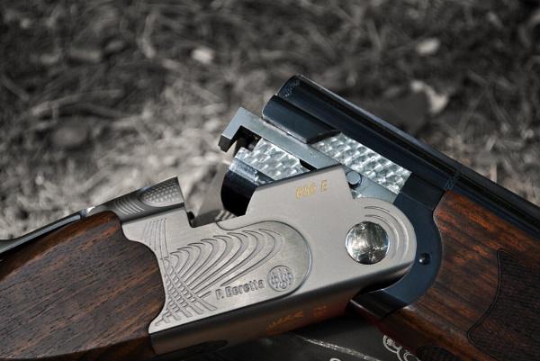 Beretta 686E by PLH
