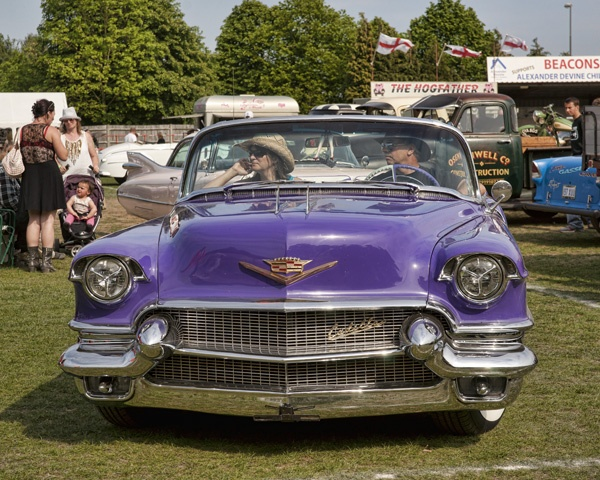Purple Cadilac by caro55