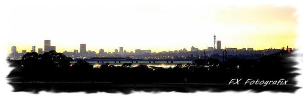 Jo\'burg sky line ........................... by MTFernandes