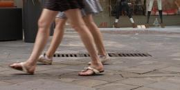 Moving legs/Static legs