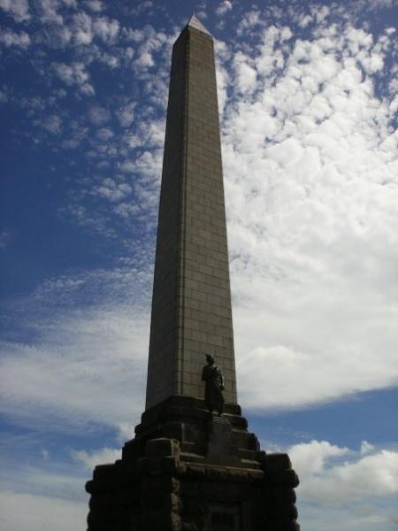 The One Tree Hill Obelisk by KIWIGIRL78