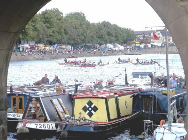 Riverside Festival by Hurstbourne