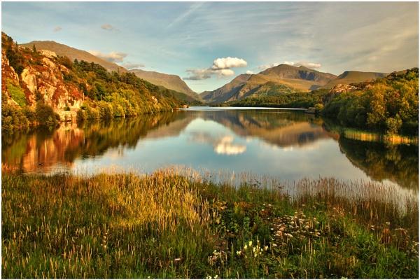 Llyn Padarn by Trout_Man