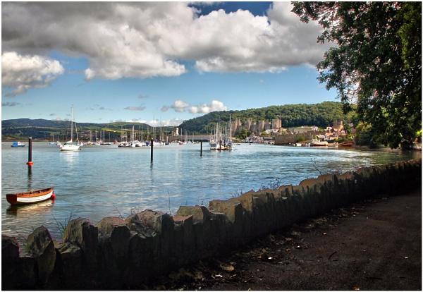 Marine Walk, Conwy by Trout_Man