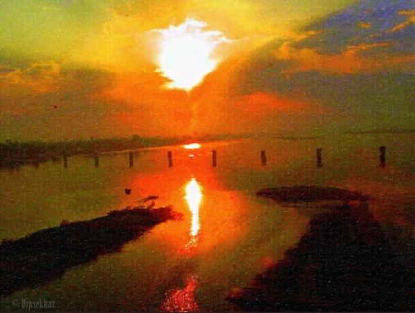 Sunrise by dipsekhar
