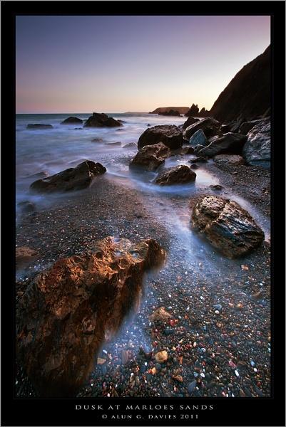 Dusk at Marloes by Tynnwrlluniau