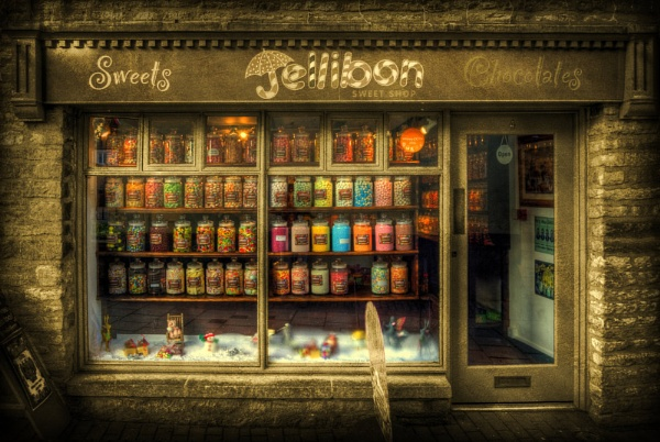 Jellibon by Audran