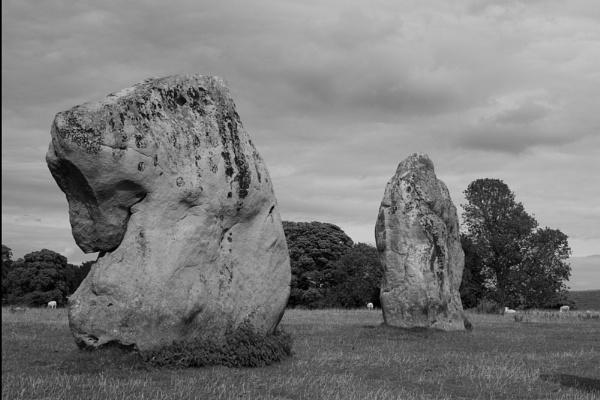 Avebury Stone Circle by JanetKenyon