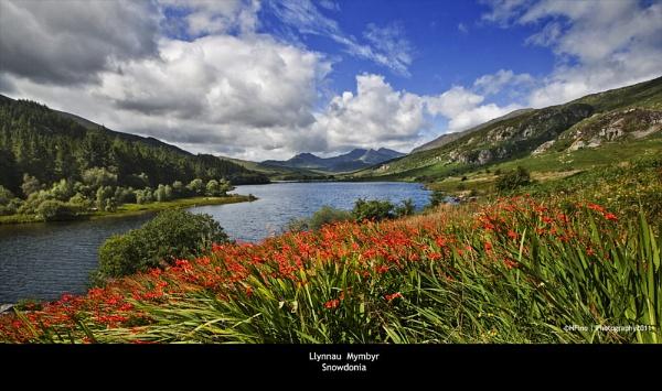 Llynau Mymbyr, Snowdonia by Lusitano